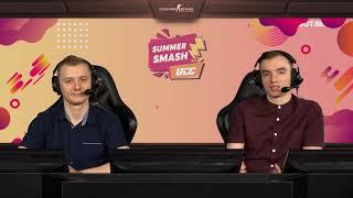 (RU) UCC Summer Smash | Tricked vs Nemiga | map 3 | by  @Zloba13 & @AlexeyDeq