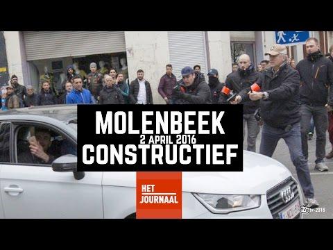 VRT-journaal 2 april 2016: Molenbeek constructief belicht