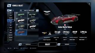 Project Cars 2 Full car list and stats (acceleration, top speed etc) showcase in the Beta WIP (Work in progress) demo build on PC. Project cars 2 releases on 22 September 2017 on PS4, PC, and Xbox One. Support me/Donate: https://youtube.streamlabs.com/UCfVhjM2_XVvO5eGbOK-MO0AFollow me on Twitter: https://twitter.com/ChrisZanarBecome my Patreon: https://www.patreon.com/ZanarAesthetics