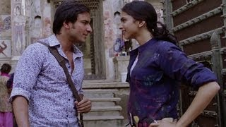 Saif's surprise visit&meeting with Deepika - Love Aaj Kal