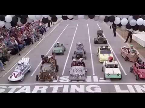 The Little Rascals 1994 Racing Scene