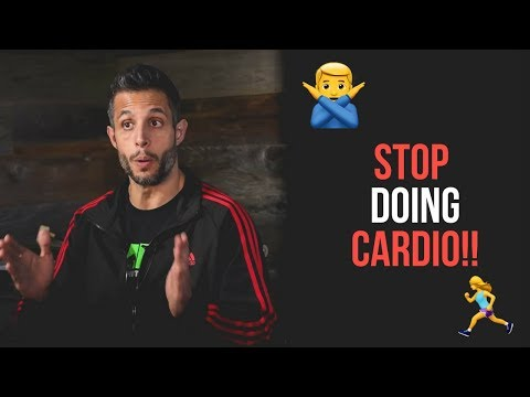 Lose weight fast - Why CARDIO SUCKS for FAT LOSS?? (QUAH #14)  MIND PUMP