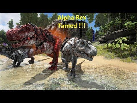 ARK: Gaia Mod - Game sinh tồn khủng long ^^ - Thời lượng: 1 giờ, 30 phút.