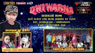 Live Streaming DWI WARNA.Pentas.Malam.Rabu 17 Oktober 2018.Ds.Jati Sawit Lor.Blok Bojong