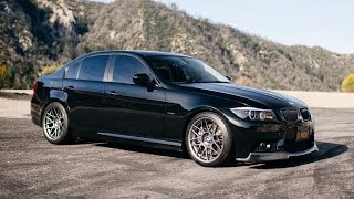 Modified BMW 335d - One Take by The Smoking Tire