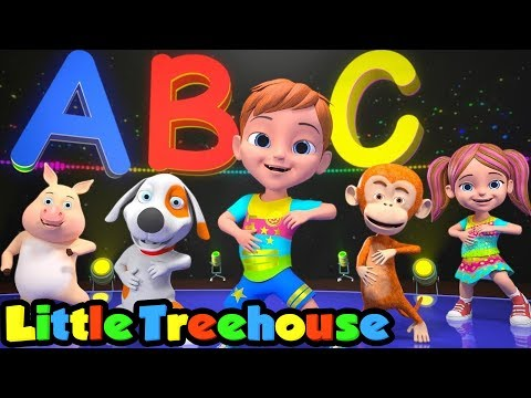 ABC Song   Wheels On The Bus   Nursery Rhymes & Songs for Babies by Little Treehouse