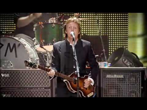 Paul McCartney @ Citi Field.