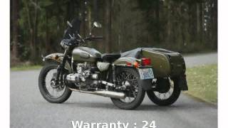9. 2005 Ural Patrol 750 -  Details Top Speed