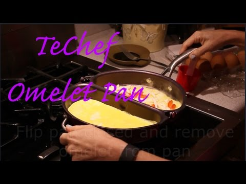 How to make an omelet in an Omelet Pan