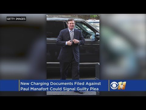 Prosecutors File New Manafort Charging Documents; Plea Deal Expected