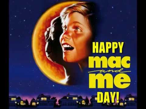 Mac and Me 30 Anniversary Tribute