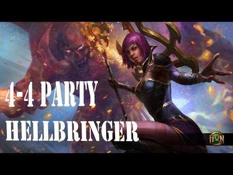 [Hon] : Party [Hellbringer]
