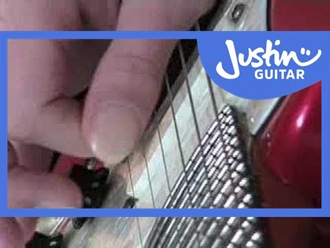 Pinch Harmonics: Squealies (Guitar Lesson TE-012) How to play