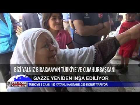 ''Türkiye'den Gazze'ye Kardeşlik Eli''