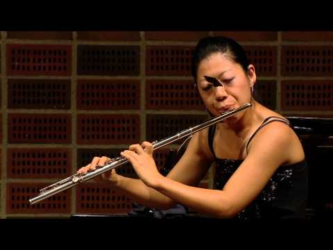Butterfly Fails To Faze Flautist