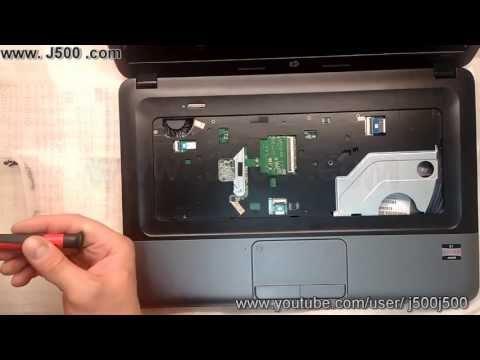 HP Compaq Laptop Repair Replace Guide HP 655 650 635 630 625