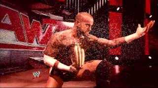 A look at the intense rivalry between CM Punk and The Undertaker: SmackDown, April 5, 2013