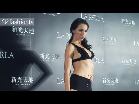 catwalk - SUBSCRIBE: http://bit.ly/FashionTVSUB http://www.FashionTV.com/videos BEIJING - The hottest and sexiest lingerie come out at the La Perla 2012 Fashion Event ...