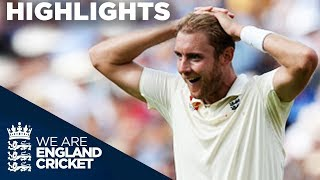 Video England Fightback Leaves Test In The Balance | England v India 1st Test Day 3 2018 - Highlights MP3, 3GP, MP4, WEBM, AVI, FLV Oktober 2018