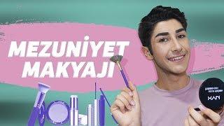 Video Sohbetli Mezuniyet Makyajım - Benden Kim Hoşlanıyor? | Arda Bektaş 💋💄 MP3, 3GP, MP4, WEBM, AVI, FLV Juli 2018