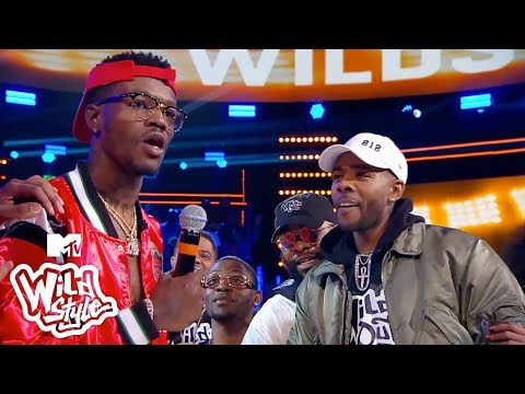 Charlie Clips Gets Checked By Maddy & DC Young Fly Has Words For Mario 😂 Wild 'N Out   #Wildstyle