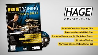 Drum Training Tools & Skills Videos 1