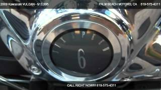 8. 2009 Kawasaki VULCAN 1700 NOMAD - for sale in San Diego, CA 92154