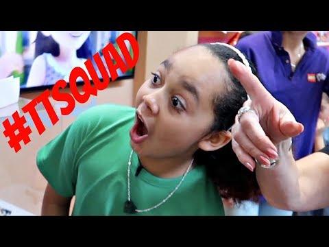 TIANA'S SURPRISE PRESENTS FROM THE #TTSQUAD (видео)