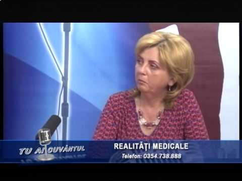 Та аи кавантал - РЕАЛИТĂȚИ MЕДИКАЛЕ - Габриела Mарака - 16 априлие 2015