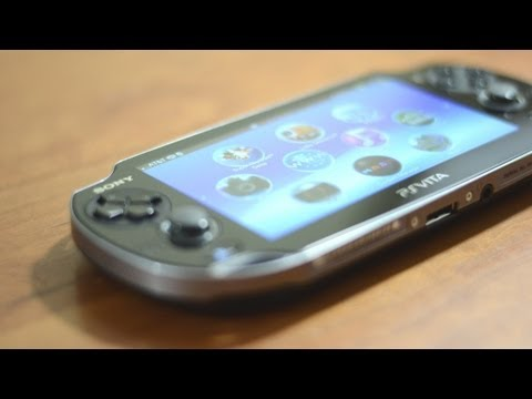 how to check battery life on ps vita