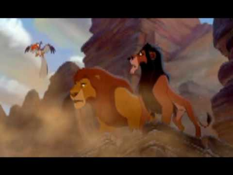 The Lion King - The Stampede