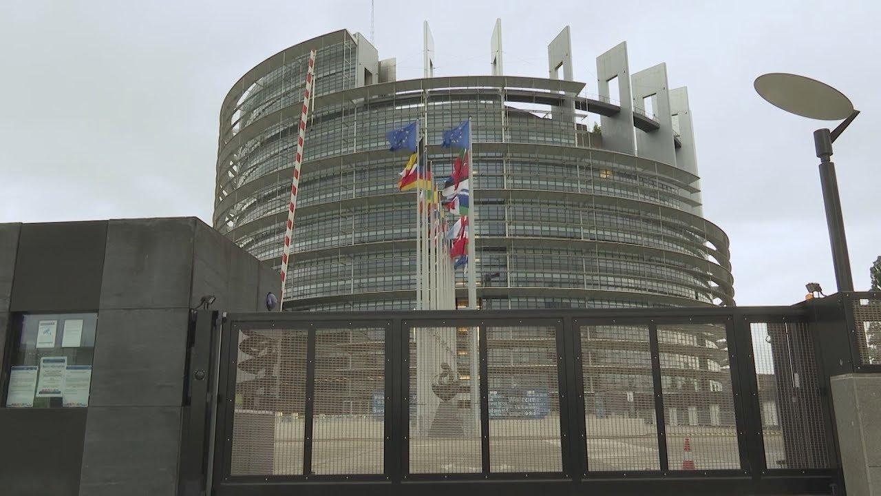Τα κτίρια του Ευρωπαϊκού Κοινοβουλίου στρατευμένα στην κοινωνική δράση