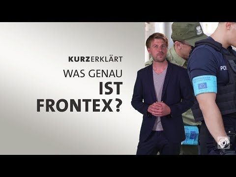 Was genau ist Frontex?