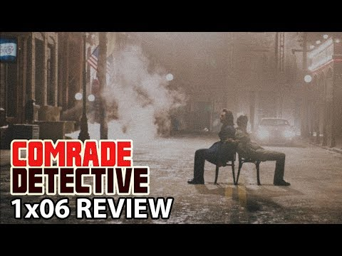 Comrade Detective Season 1 Episode 6 'Survival of the Fittest' Finale Review