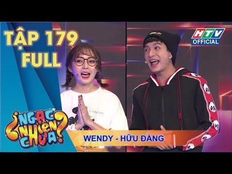 NGẠC NHIÊN CHƯA | Hữu Đằng - Wendy FapTV | NNC #179 FULL | 20/3/2019 - Thời lượng: 21 phút.