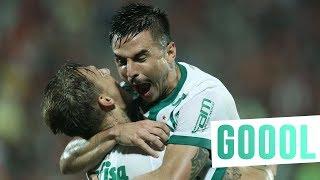 Willian e Róger Guedes marcaram para o Palmeiras no empate contra o Flamengo.------------------------Assine o Premiere e assista a todos os jogos do Palmeiras AO VIVO, em qualquer lugar, na TV ou no Premiere Play: http://bit.ly/1myhErs E se você já assina, participe da pesquisa e diga que seu time é o Palmeiras: http://bit.ly/2ad5HJo------------------------Seja Sócio Avanti, com desconto em ingressos e privilégios exclusivos! Clique aqui: http://bit.ly/1uKJsbA