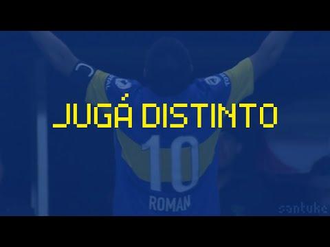 Juan Román Riquelme - Jugá Distinto