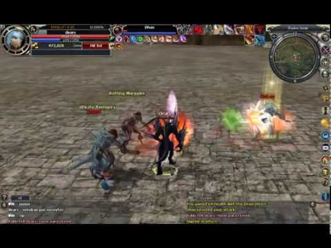 Rohan vit Dekan pvp The Hunters by dears