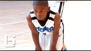 4th Grade Basketball Phenom Mike Miles Has GAME! The Point-Guard Prodigy!