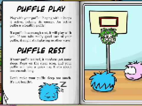 How to find a yellow puffle (Its a Joke)