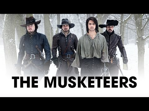 The Musketeers 1x08 The Challenge