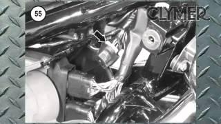 8. Clymer Manuals Suzuki Volusia Boulevard C50 Manual C50T Maintenance Repair Shop Service Manual