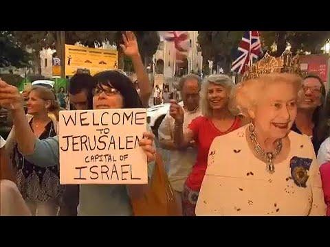 «Καλωσήρθες στην Ιερουσαλήμ, πρωτεύουσα του Ισραήλ»: η υποδοχή στον Γούιλιαμ…