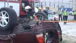 Tragiška avarija Vilniuje