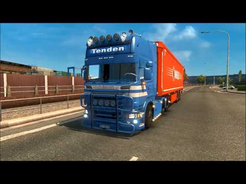 Scania R730 V8 Tenden