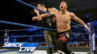 Will The Underdog from the Underground continue have Mr. Money in the Bank's number in this one-on-one battle? #SDLive More ACTION on WWE NETWORK : http://ww...
