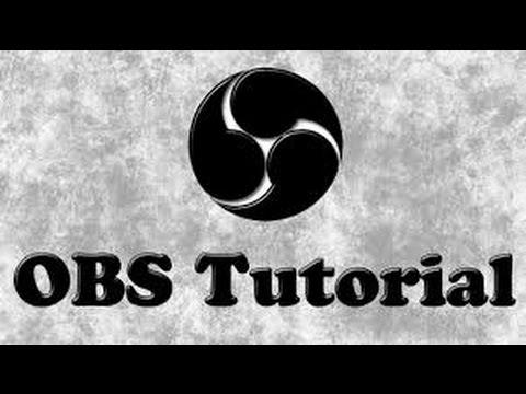 Настройка OBS для запись игр без потери качества!