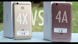 Video Xiaomi Redmi 4X vs. Xiaomi Redmi 4A - Close Look & AnTuTu comparison MP3, 3GP, MP4, WEBM, AVI, FLV Juli 2018