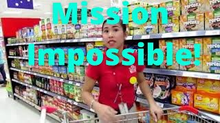 Calbayog Philippines  City pictures : Search and Destroy Mission at Super Metro, Calbayog City, Philippines - vlog #51