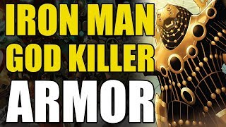 Video Iron Man: The Godkiller Armor (The Secret Origin of Tony Stark Book 1) MP3, 3GP, MP4, WEBM, AVI, FLV Juli 2018